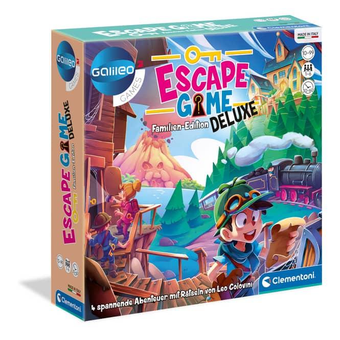 Galileo - Escape Game Deluxe - Familien-Edition