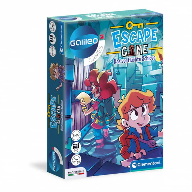 Galileo - Escape Game - Das verfluchte Schloss