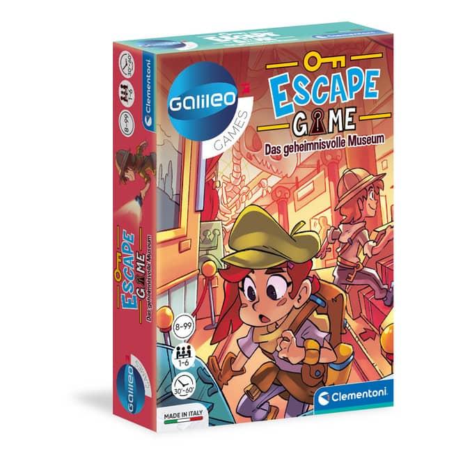 Galileo - Escape Game - Das geheimnisvolle Museum