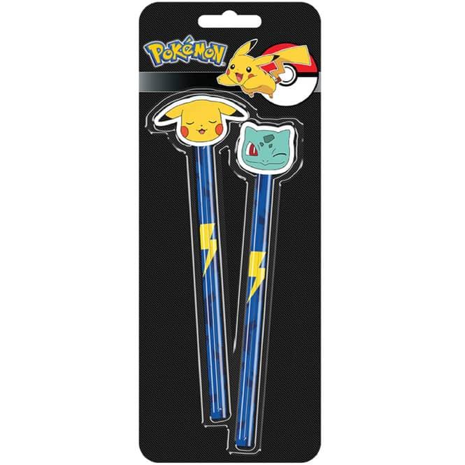 Pokémon - Bleistifte - 2 Stück