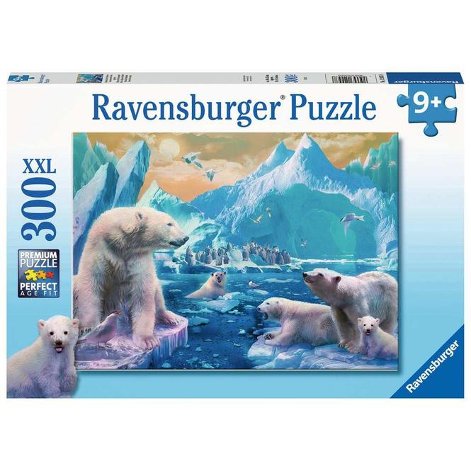 Puzzle - Im Reich der Eisbären - 300 XXL Teile