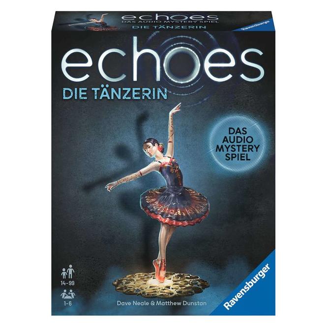 echoes - Die Tänzerin - Das Audio Mystery Spiel