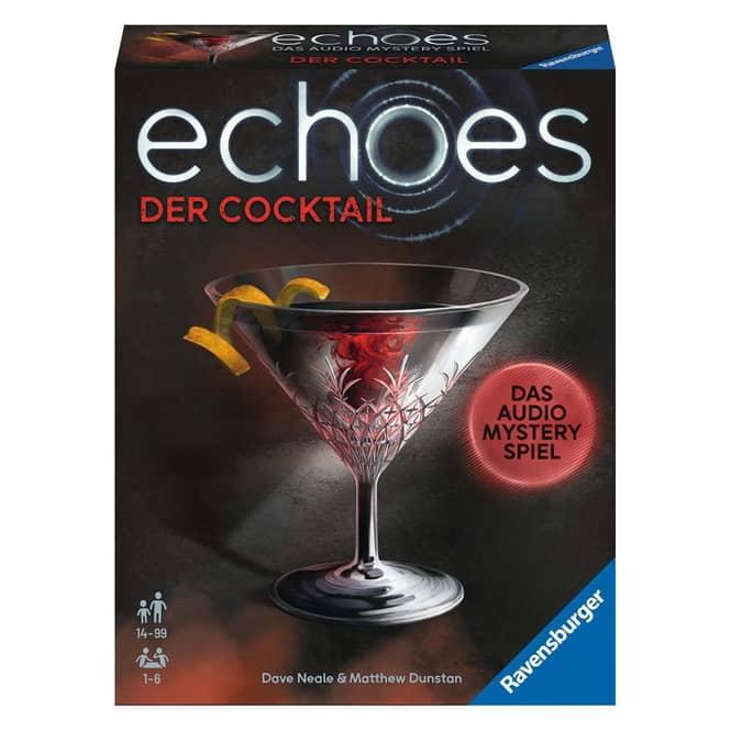 echoes - Der Cocktail - Das Audio Mystery Spiel