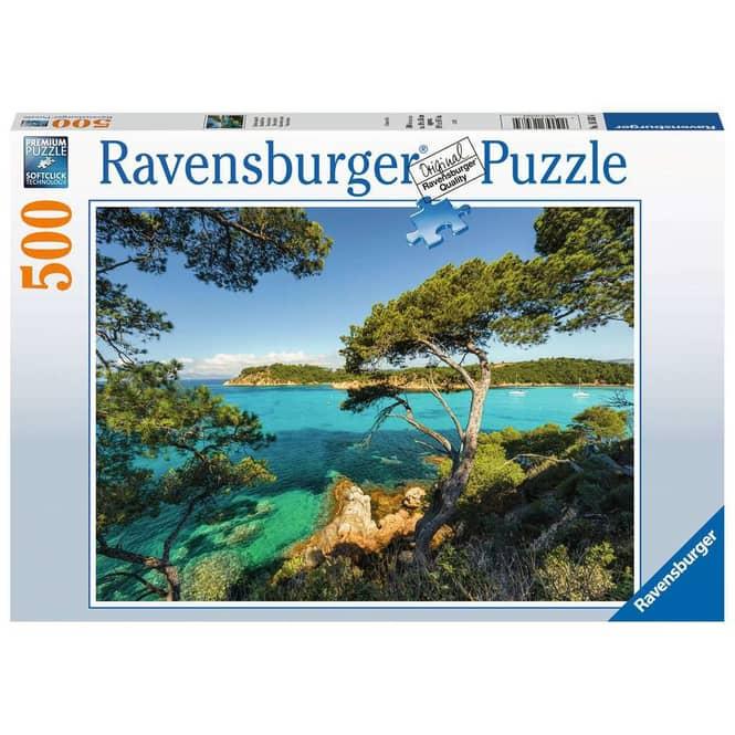 Puzzle - Schöne Aussicht - 500 Teile