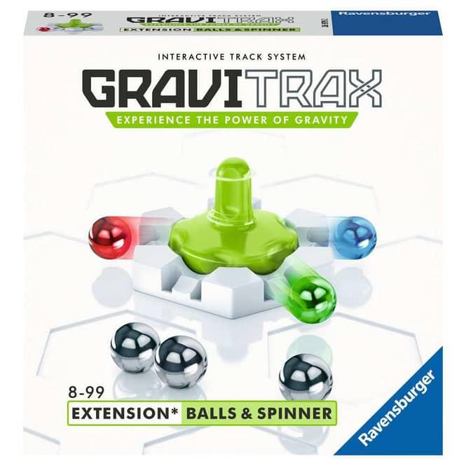 GraviTrax Kugelbahn - Erweiterung - Balls & Spinner