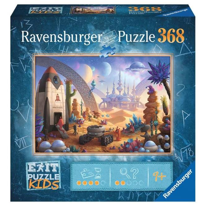 EXIT Kids Puzzle - Die Weltraummission - 368 Teile