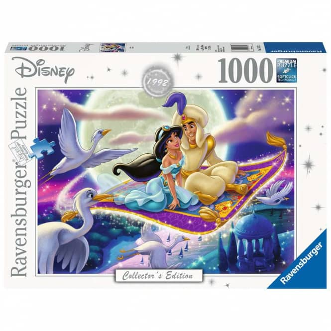 Puzzle - Disney Aladdin - 1000 Teile - Collector´s Edition