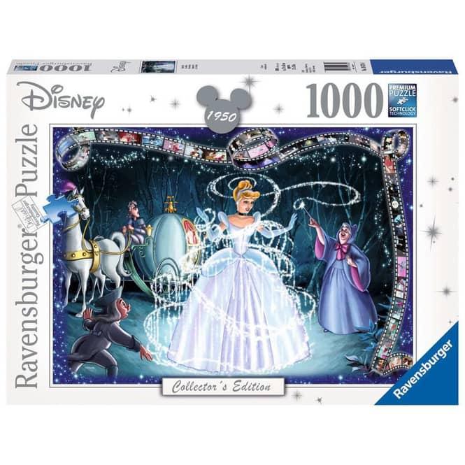Puzzle - Cinderella - 1000 Teile - Collector´s Edition