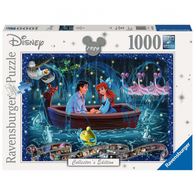 Puzzle - Arielle - 1000 Teile - Collector´s Edition