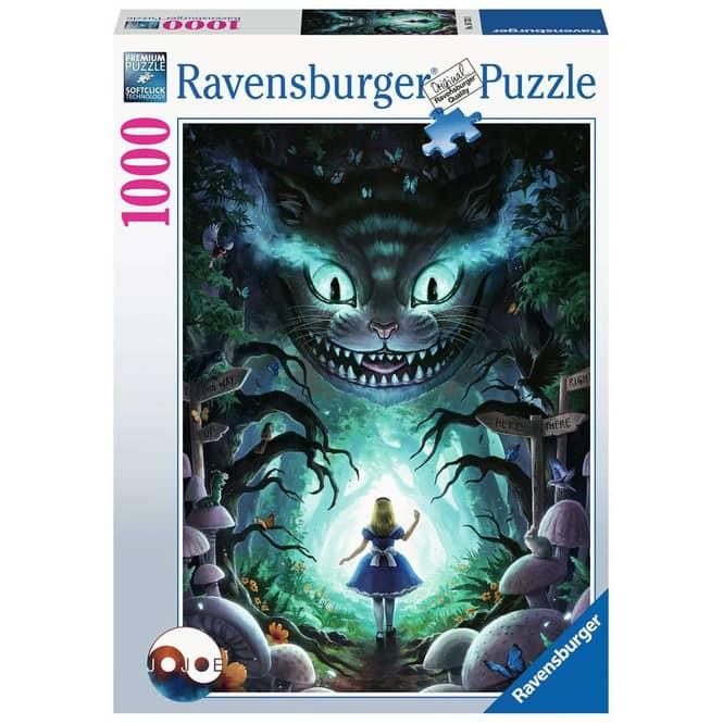 Puzzle - Abenteuer mit Alice - 1000 Teile