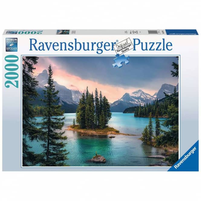 Puzzle - Spirit Island Canada - 2000 Teile
