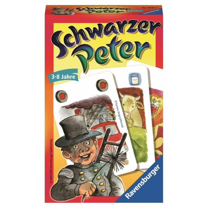 Schwarzer Peter - Mitbringspiel - Ravensburger