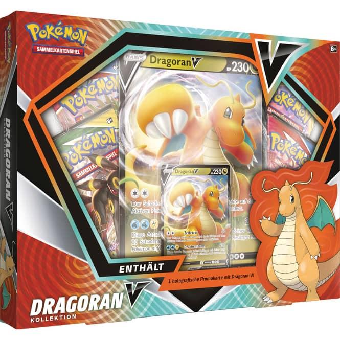 Pokémon - Dragoran-V Kollektion