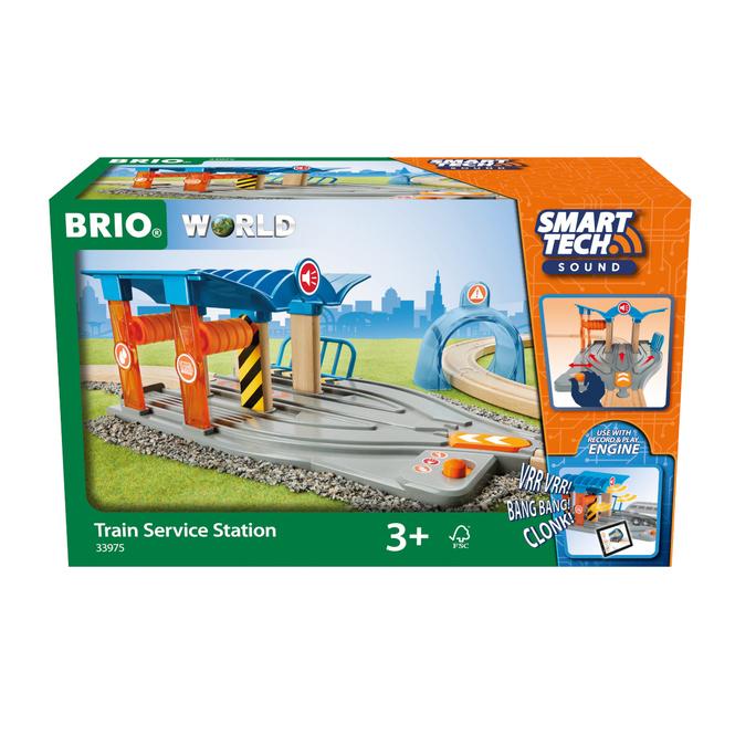BRIO - Smart Tech Waschstraße