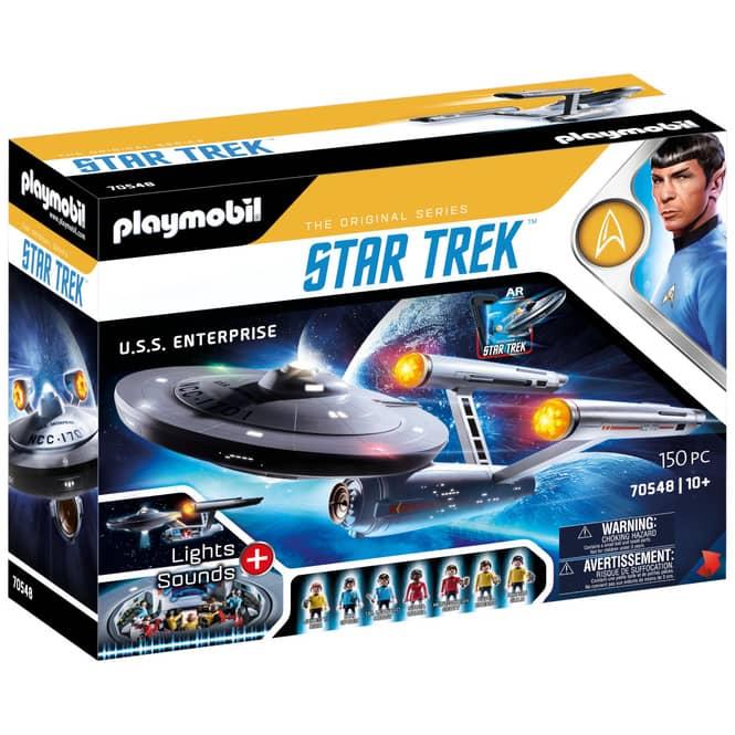 Playmobil® 70548 - Star Trek - U.S.S. Enterprise NCC-1701 - Playmobil® Star Trek