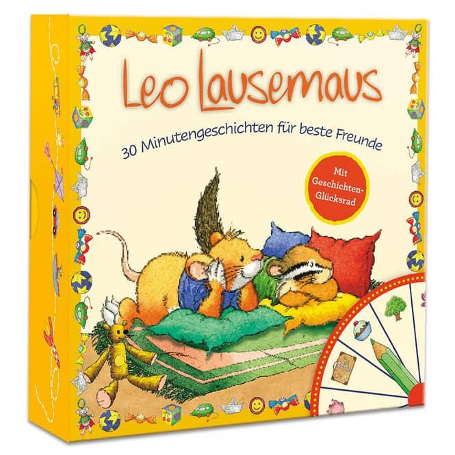 Leo Lausemaus - 30 Minutengeschichten für beste Freunde