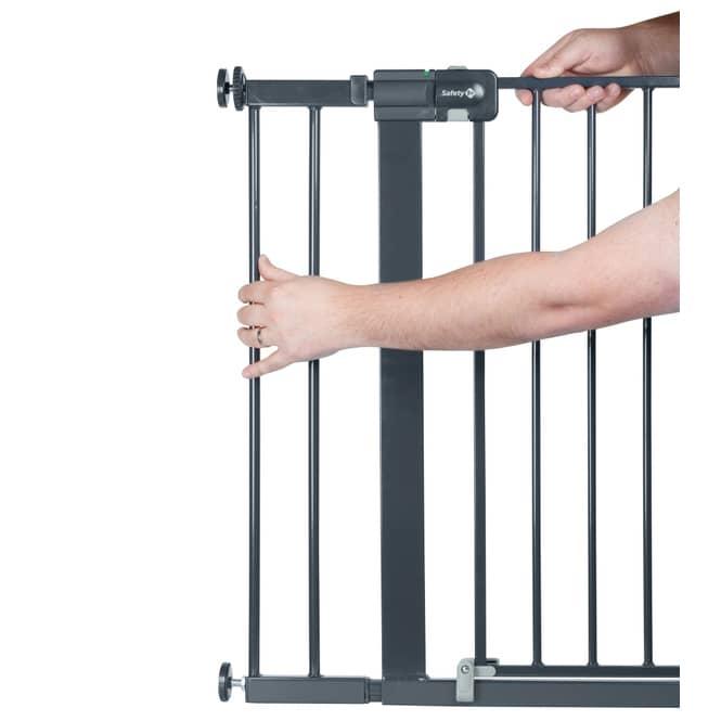 Safety 1st Verlängerung - 14 cm - für Easy Close Metal - schwarz