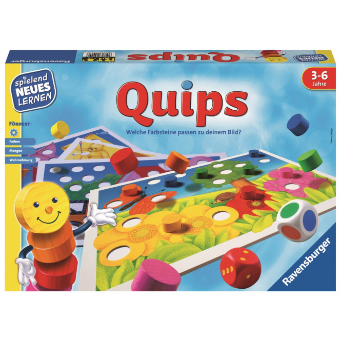Quips - Neuauflage 2018 - Ravensburger