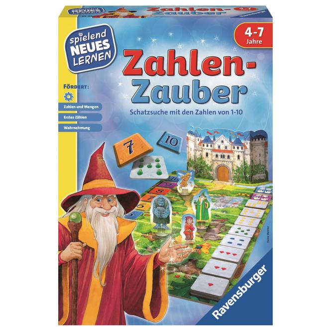 Zahlen-Zauber - Neuauflage 2018 - Ravensburger