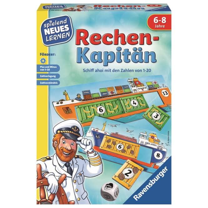 Rechen-Kapitän - Ravensburger