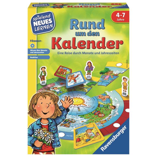 Rund um den Kalender - Ravensburger