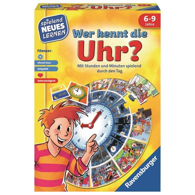 Wer kennt die Uhr? - Ravensburger