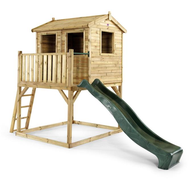 Plum - Premium Abenteuer Spielhaus - ca. 285 cm