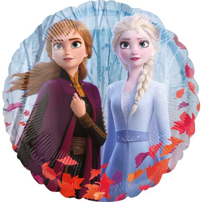 Die Eiskönigin 2 - Folienballon - Anna & Elsa