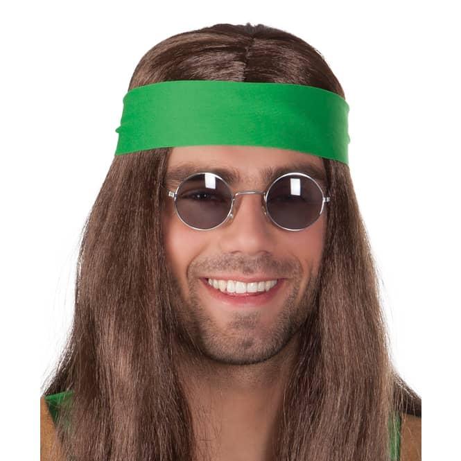 Brille - John - für Erwachsene - silber