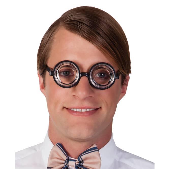 Brille - Nerd - für Erwachsene