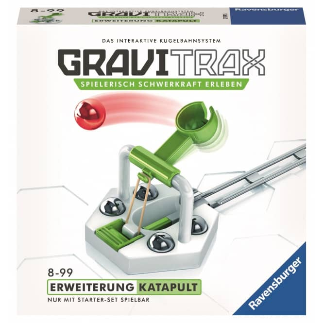 GraviTrax Kugelbahn - Erweiterung Katapult - Ravensburger