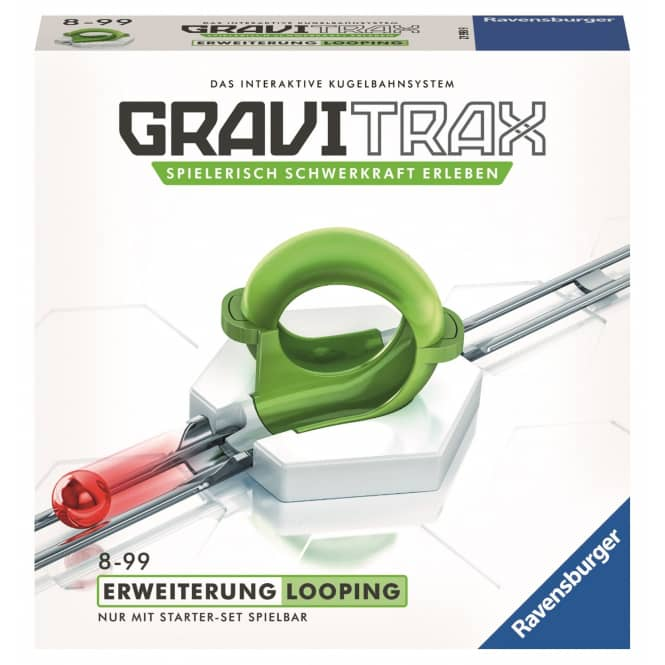 GraviTrax Kugelbahn - Erweiterung Looping - Ravensburger