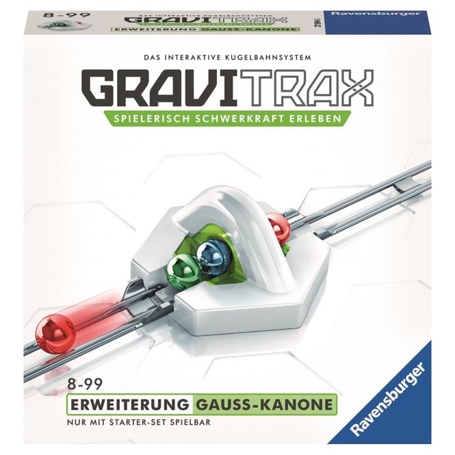 GraviTrax Kugelbahn - Erweiterung Gauss-Kanone - Ravensburger