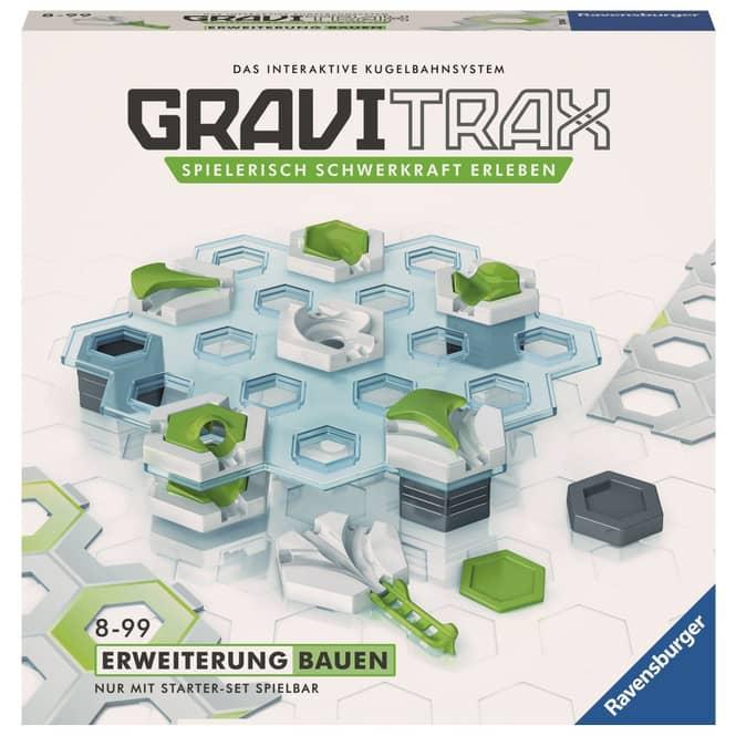 GraviTrax Kugelbahn - Erweiterung Bauen - Ravensburger