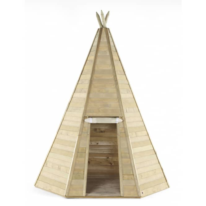 Plum - Holz Tipi - Hideaway 330