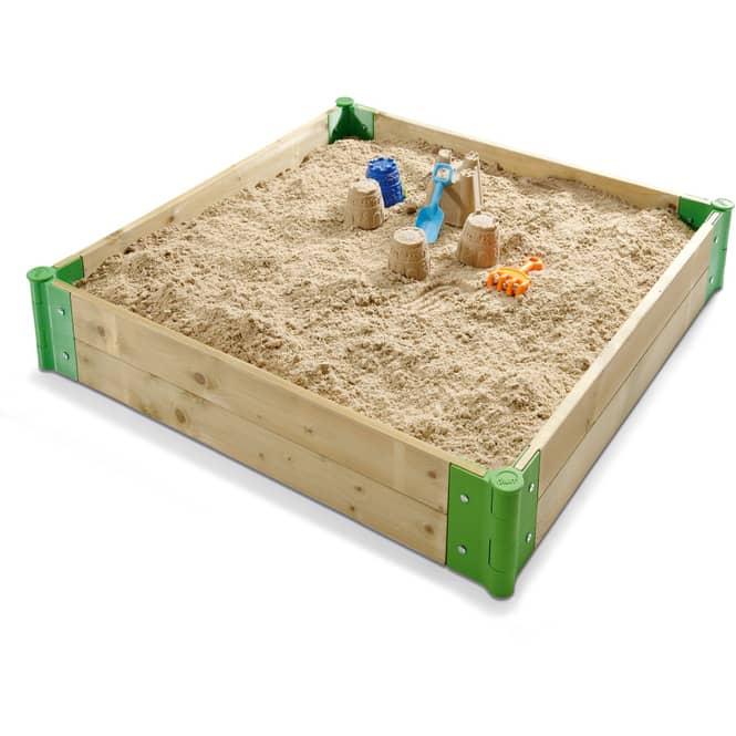 Plum - Sandkasten - Easy Up - extraleichte Montage