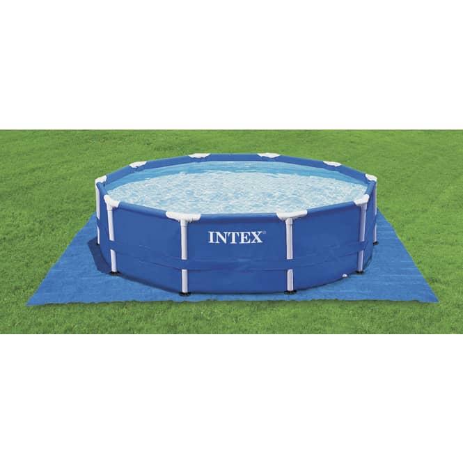 Bodenschutzplane für Intex Easy Pool - ca. 472 x 472 cm