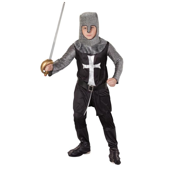 Kostüm - Kreuzritter, 4-teilig, für Kinder
