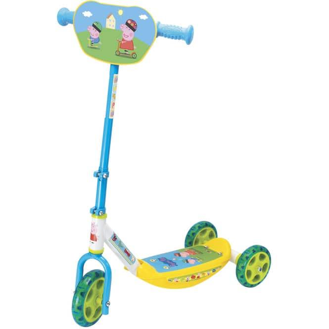 Peppa Pig - Scooter - 3-rädrig