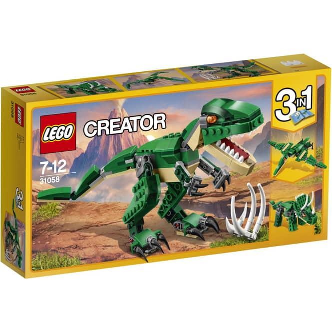 LEGO® Creator 31058 - Dinosaurier