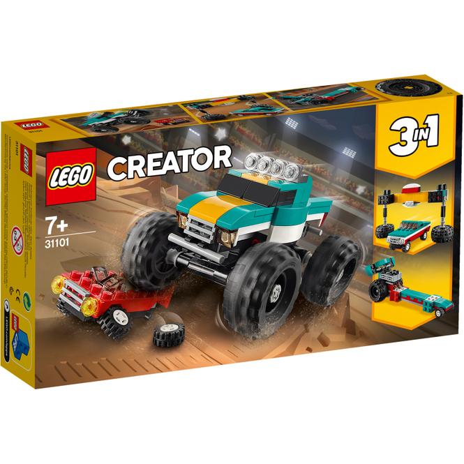 LEGO® Creator 31101 - Monster-Truck