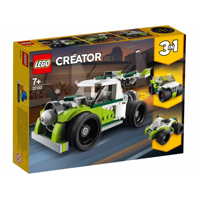 LEGO® Creator 31103 - Raketen-Truck