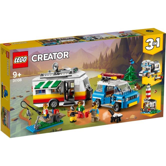 LEGO® Creator 31108 - Campingurlaub