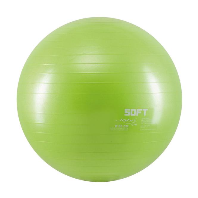 Gymnastikball - Ø 65cm - grün