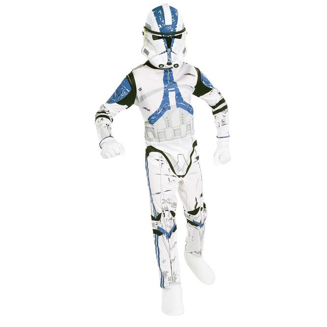 Clone Trooper Kostüm - 501.Legion -  für Kinder