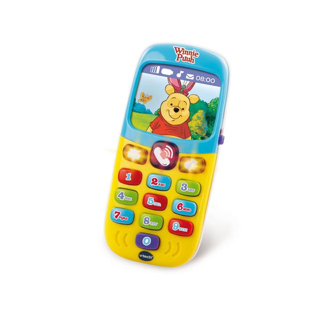 Vtech - Winnie Pooh Lernhandy
