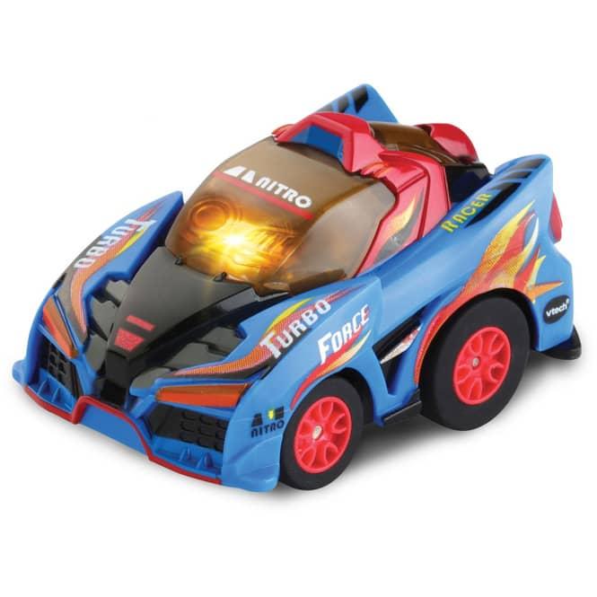 VTech - Turbo Force Racers - Super Car blau