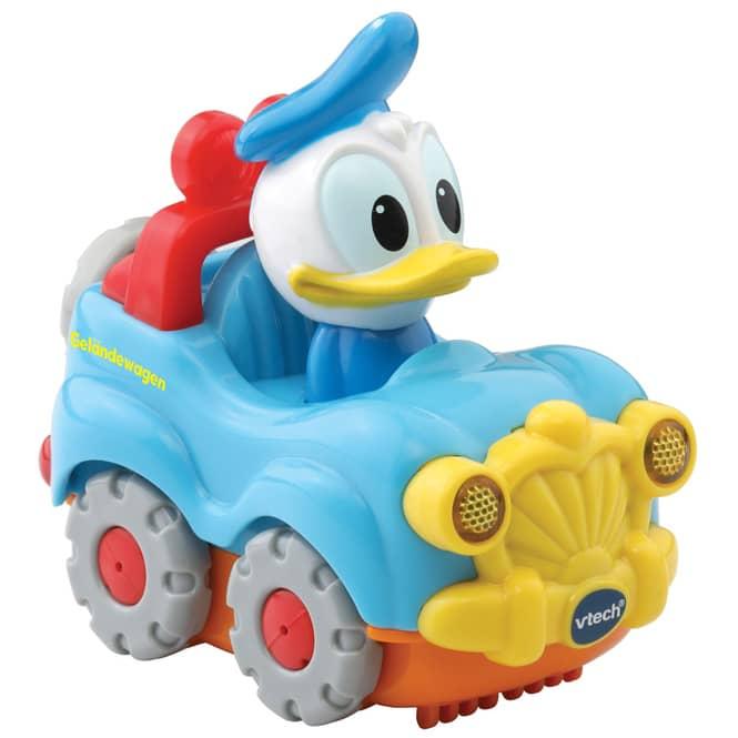 VTech - Tut Tut Baby Flitzer - Donalds Geländewagen