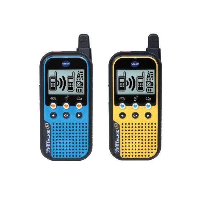 VTech - KidiTalkie - blau und gelb