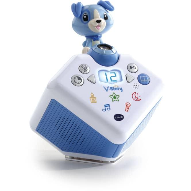 VTech - V-Story - die Hörspielbox - blau